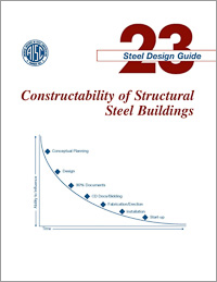 Design Guide 23: Constructability of Structural Steel Buildings