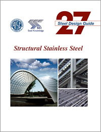 Design Guide 27: Structural Stainless Steel