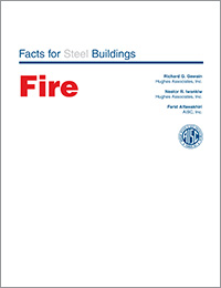 Facts for Steel Buildings Number 1 - Fire
