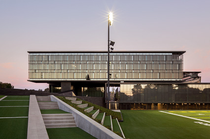 University of Oregon Hatfield-Dowlin Football Performance Center