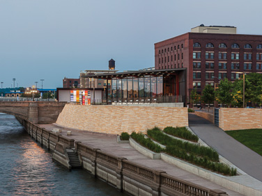 Principal Riverwalk Pavilion