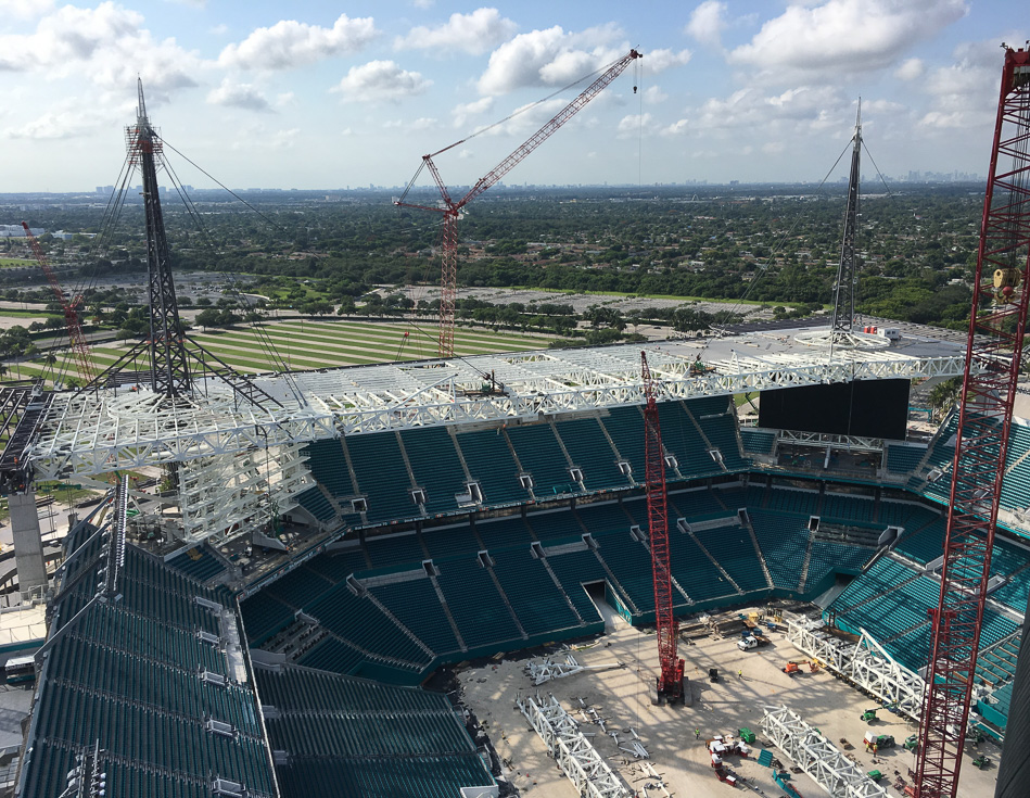 Hard Rock Stadium Shade Canopy Erection Plan_04.jpg & Hard Rock Stadium Shade Canopy Erection Plan | American Institute ...