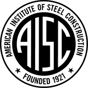 American Institute of Steel Construction (AISC) Logo