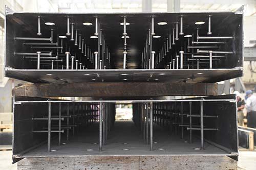 Steel Core System Revolutionizes High Rise Construction