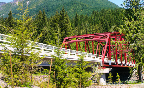 Mount Si Bridge Replacement