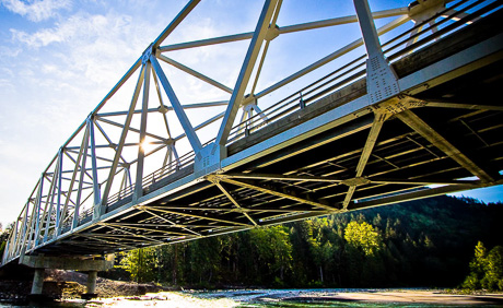 Sauk River Bridge