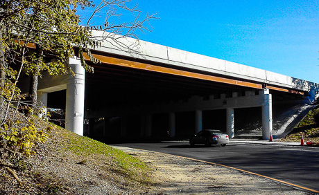 I93 FAST 14 - Salem Street Interchange