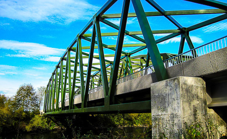 Nooksack River Bridge
