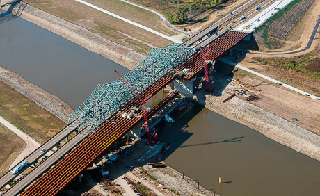 (I-270) Chain of Rocks Road Canal Bridge