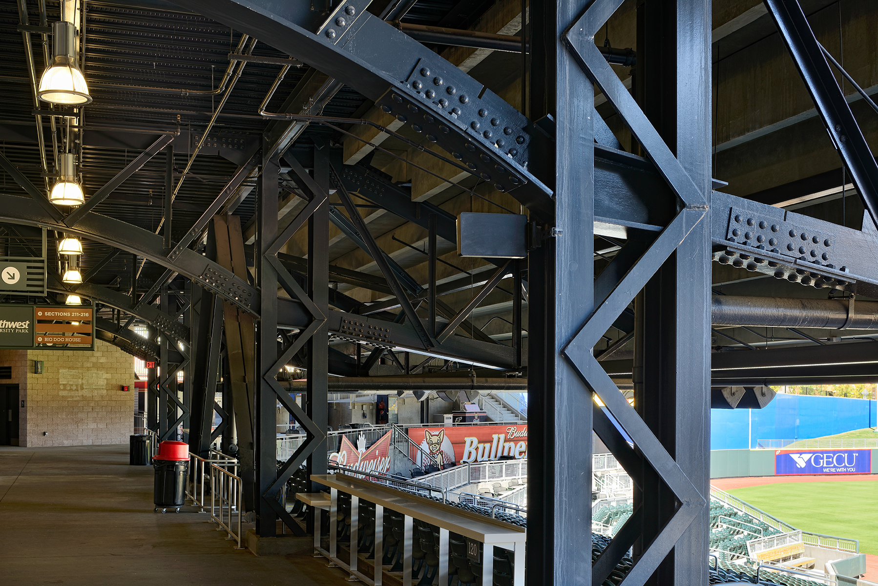 Architecturally Exposed Structural Steel American