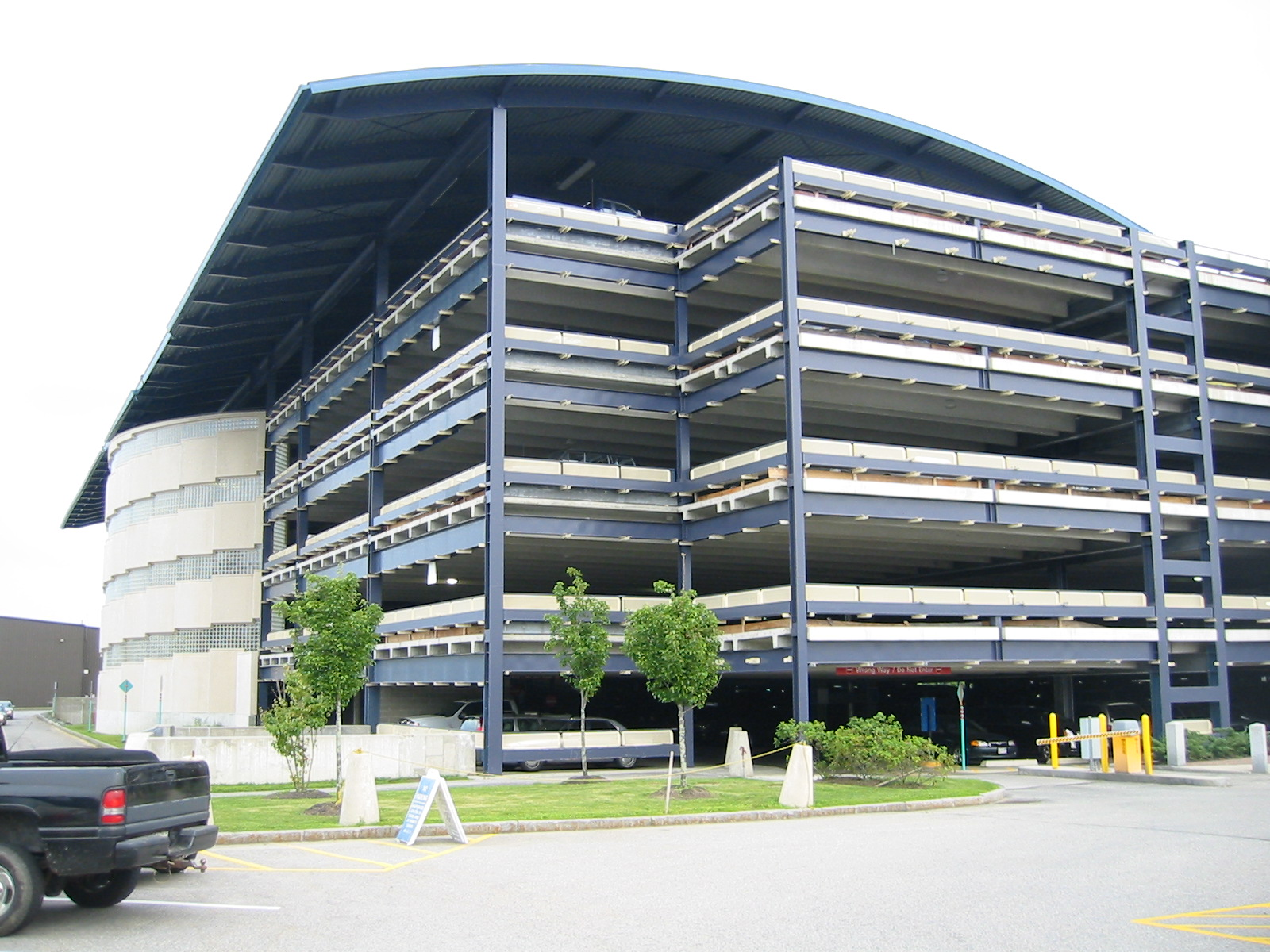 Parking garages american institute of steel construction for American garage builders