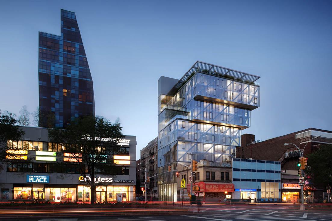 100 Norfolk Street New York American Institute Of Steel
