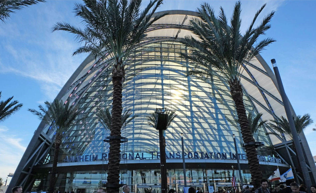 Anaheim Regional Transportation Intermodal Center(ARTIC)