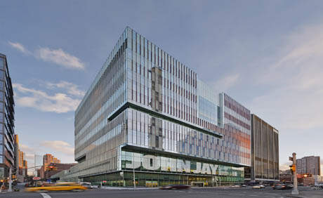 Academic Building, CUNY John Jay College of Criminal Justice