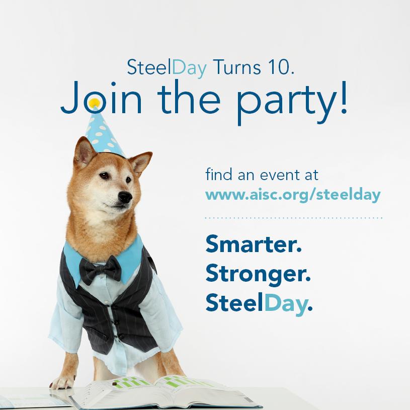 Steelday American Institute Of Steel Construction